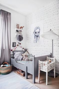 Pinterest: rayray0033  / /   Kids room/Mrs Mighetto
