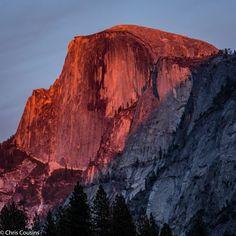 El Capitan Photo by Chris Cousins — National Geographic Your Shot