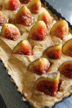 brown sugar: עוגת תאנים
