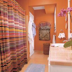 Cool Orange Bathroom Design Ideas Check More At Http://furnituremodel.info/ Design