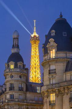 Ana Rosa, lilyadoreparis: Eiffel Tower from Passy, by ©...