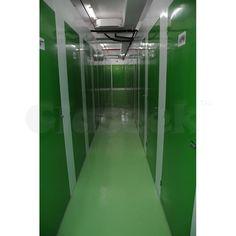 Green Mini stockroom services