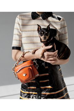 The Look of Spring  Trying to keep up with the cycles of fashion can be an exercise in futility. Herewith, a peek at the top five collections with the accessories of the moment. When the going is this good, sometimes a new shoe or handbag is all you need