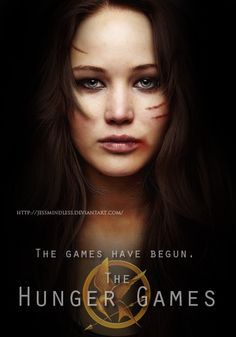 "The Hunger Games ""May the odds be ever in your favor."""