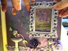The Chateau Lavender mini for Debbie(DKravec)