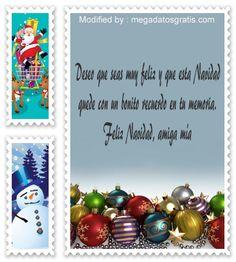 mensajes bonitos con imàgenes de felìz Navidad para mis amigos , descargar frases bonitas con imàgenes de felìz Navidad para mis amigos: http://www.megadatosgratis.com/frases-de-navidad/