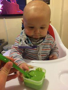 Logan's BLW feeding journey so far ⋆ Mummytologan