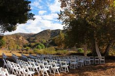Mountain View Ceremony Area