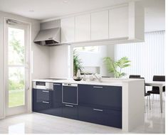 Exploiting your spacious #kitchen with the splendid #Kitchen…