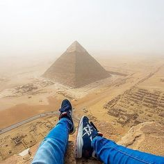 Un viaje te puede llevar a vivir muchas experiencias!  . . . . . . Post cortesía de @Regrann from @egypt -  @andrejcie  The Great Pyramid of Giza Cairo. How to get featured?Follow us and tag us in your photos.  #egyptbyme #egypt #cairo #giza #yolotravelvzla #visitegypt #thisisegypt #egypttourism #beautifulegypt #loveegypt #egypt2016 #redsee #redsea #tourism #travel #trip #travel #solotravel #asia #travelasia #yolo #viajes #egipto #egyptian #egyptians #egypte #egyptiangirl #egyptair #pyramids…