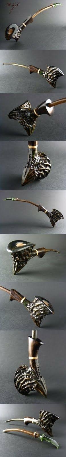 Beautiful Pipe