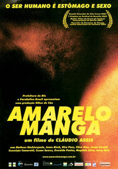 Laranja Psicodélica Filmes: Amarelo Manga - 2002