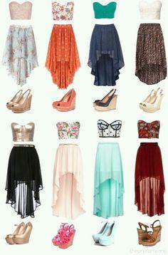46 Ideas for dress outfits for teens schools crop tops Cute Fashion, Look Fashion, Teen Fashion, Fashion Outfits, Fashion Ideas, Teenager Fashion, Woman Outfits, Fashion Quotes, Fashion Advice