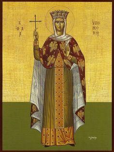 St.Ypomoni (Patience) - March 13