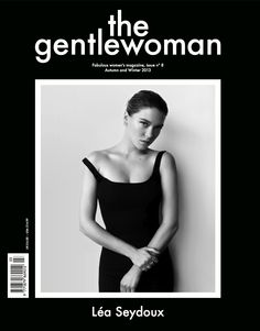 We love Léa Seydoux  Photographer Zoe Ghertner
