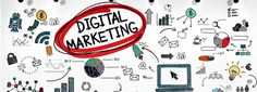 Digital Marketing just characterized is the new age online marketing that involves uniting with the potential consumers in an approachable and convenient way, engaging with them in an effective and enhanced manner.