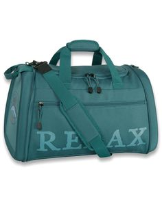 Relax Collapsible Duffel Bag