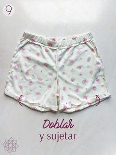 Sewing Shorts, Design Blog, Couture, Pants Pattern, Diy Fashion, Boho Shorts, White Shorts, Sewing Patterns, Gym Shorts Womens