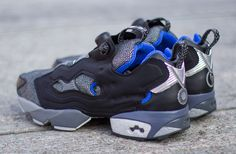 Hypethetic x Limited Edt x Reebok Insta Pump Fury