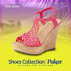 Plataformas Zapatos Moda Shoes Collection Pakar