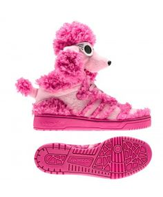 sports shoes b918e cb740 JEREMY SCOTT x Adidas POODLE SHOE  jeremyscott  design  adidas  poodle   shoes