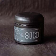 SOCO BLACK LAVA SCRUB is a mineralizing facial polish formulated from the earth's elements and organic oils. Gentle enough for use twice a day. Organic Oil, Organic Skin Care, Natural Skin Care, Natural Organic Makeup, Natural Oils, Red Raspberry Seed Oil, Essential Oil Blends, Essential Oils, Punch