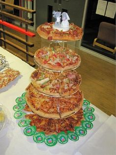 HAHAHAHAHAHA this would be kinda cool/weird for a bridal shower or bachelor party. But NOT for a wedding!