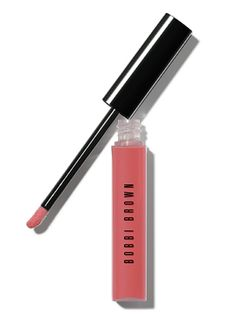 Bobbi Brown's Petal Lip gloss is the ideal day to night hue. Light, pretty.