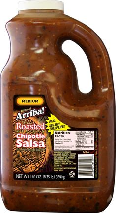 Arriba! Chipotle Salsa, 140 Ounce >> New and awesome product awaits you, Read it now : : Fresh Groceries