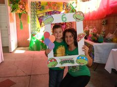 Teenage Mutant Ninja Turtles Birthday Party Ideas | Photo 4 of 43 | Catch My Party