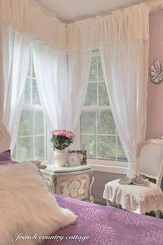 Lavender Bedroom Love That Bedside Table