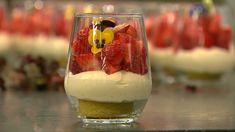 Jordbærtærter i glas - TV 2