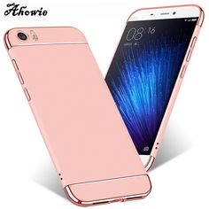 dd449b206 Aliexpress.com   Buy Ahowie Luxury Electroplate Hard Case Cover For Xiaomi  Redmi 4X 4A Note 4x 5A Mi 6 5s Plus Mix 2 Mi6 Ultra Thin Shockproof Coque  from ...