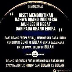 Orang Indonesia hidup dari bulan ke bulan