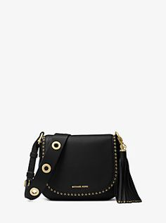 Michael kors handtasche mott metro medium opticwhtblk damen