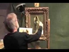 How to Paint a portrait with Dennis Sheehan