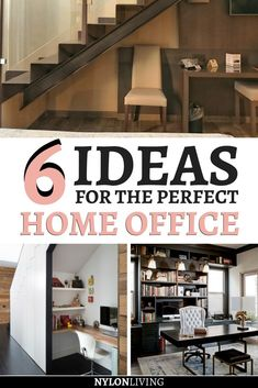 Cool Home Office Solutions For Working From Home
