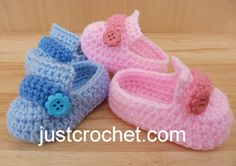 Free baby crochet pattern baby loafers usa