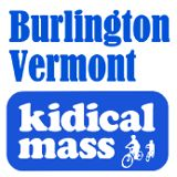 Burlington Vermont Kidical Mass