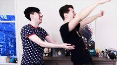 When Phil doesn't catch Caspar lee but he catches Dan lok