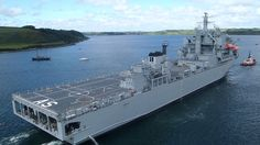 Royal Navy - Royal Fleet Auxiliary (RFA) Argus (Primary Casualty Receiving Ship [PCRS])