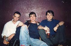 Con Pepe Cortes y Gonzalo Lopez