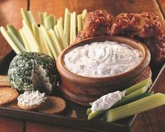 A zesty blend of herbs and spices are combined with blue cheese and cream cheese to create a tangy, flavorful dip or cheese ball. Net Wt. .21oz (6g)