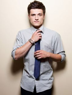 alright....maybe I AM okay with him playing Peeta....