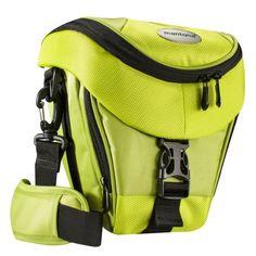Mantona Colt SLR-Kameratasche (Universaltasche inkl. Schnellzugriff, Staubschutz, Tragegurt und Zubehörfach) hellgrün - http://kameras-kaufen.de/mantona/hellgruen-mantona-colt-slr-kameratasche-inkl-und