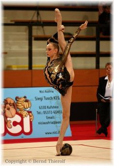 Vera Sessina (born 23 February 1986, Sverdlovsk) is a Russian individual rhythmic gymnast. She is the 2007 World All-around silver medalist, the 2006 European All-around Champion, the 2007 World Cup Final All-around silver medalist, two-time (2006, 2005) Grand Prix Final All-around champion and three time (2008, 2007, 2003) Grand Prix Final All-around silver medalist. Sports career 2002-2009