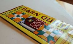 tutorial: how to paint a modern barn quilt sign