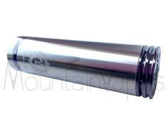 The Tsunami: Tesla M7 Mechanical Mod. When a Vaporizer puts out a cloud so huge you can't see the vaper's face anymore, you know you are dealing with something extraordinary.