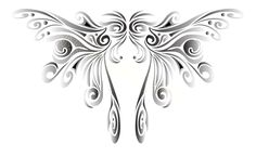 one of my newer tattoo designs C: made in Adobe Illustrator based of of a butterfly wing. artwork and design belongs to Butterfly Wing Tattoo Fairy Wing Tattoos, Butterfly Wing Tattoo, Butterfly Drawing, Tattoo L, Rune Tattoo, Body Art Tattoos, Infinity Name Tattoo, Tattoo Designs, Tasteful Tattoos