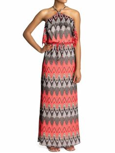 Flutter Maxi Dress by Ark & Co. on Piperlime